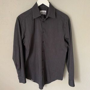 Men's Calvin Klein Slim Fit Stretch Sz 15/32-33